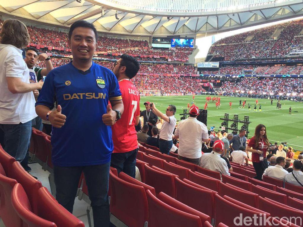 Bobotoh Persib Merinding Bisa Nonton Final Liga Champions