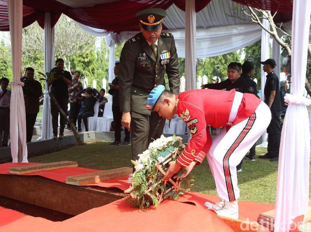Melihat Persiapan TMP Kalibata Jelang Pemakaman Ani Yudhoyono