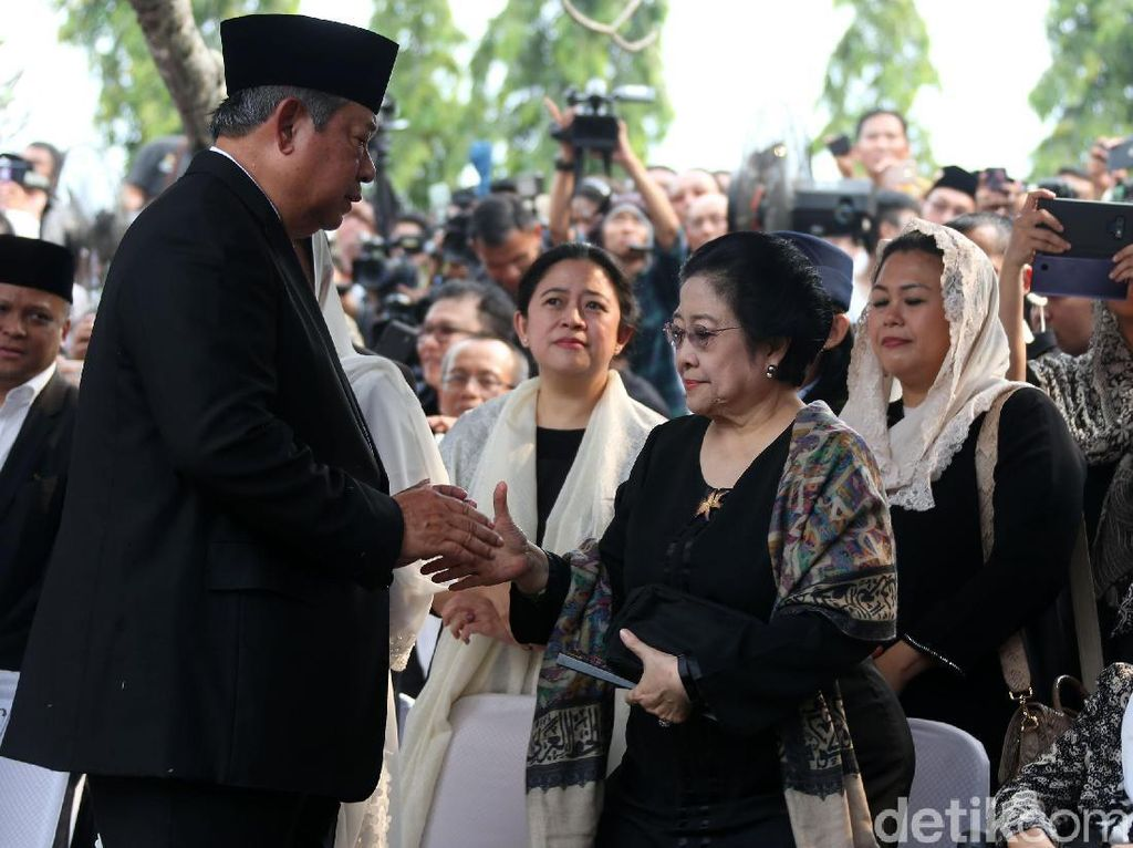 Demokrat: Momen Mega-SBY Bertemu Buka Lembaran Baru, Indonesia Sejuk