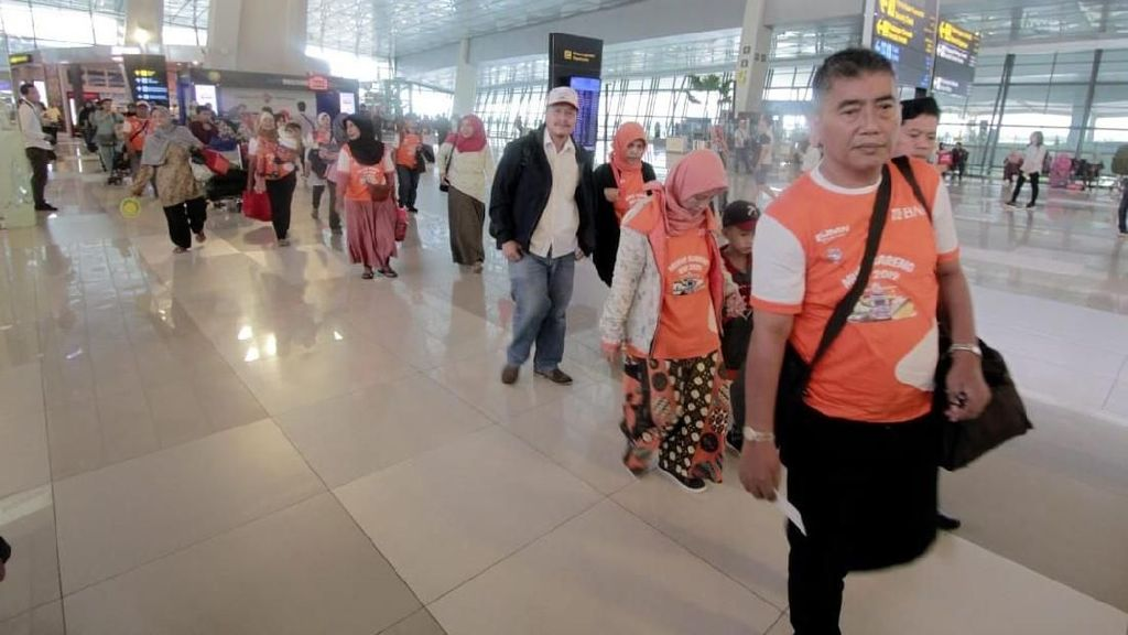 BNI Terbangkan 250 Pemudik ke Solo dan Yogyakarta