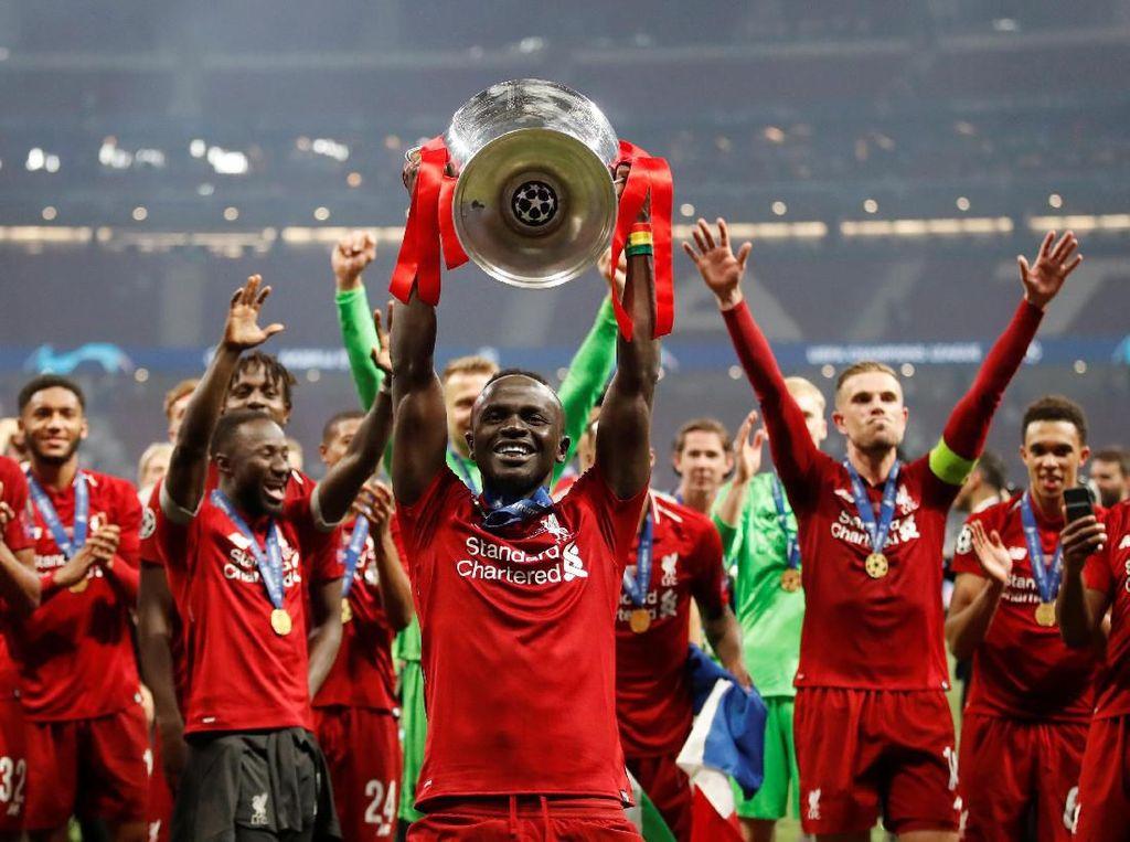 Liverpool Juara Liga Champions, Mane: Ini Baru Awal