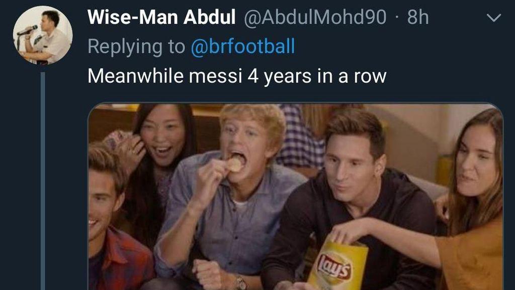 Meme Liverpool Jadi Raja Eropa, Barca dan Madrid Kena Sindir