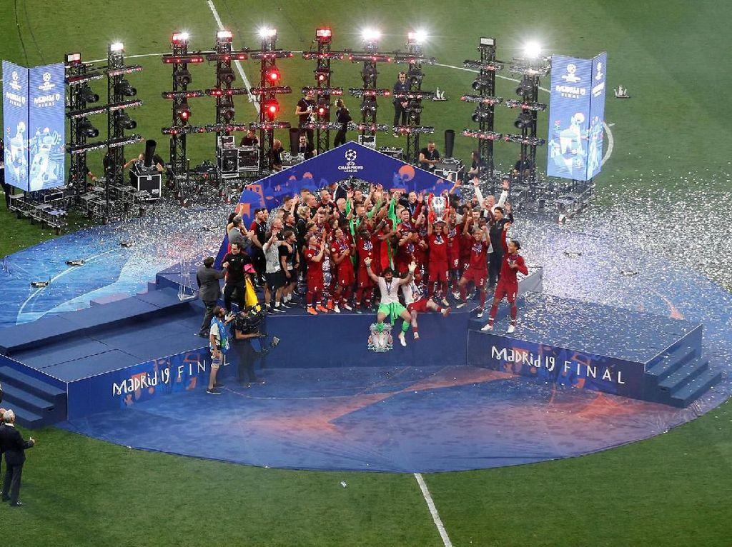 Mourinho: Liverpool ke Final Liga Champions Lagi Musim Depan? Kenapa Tidak