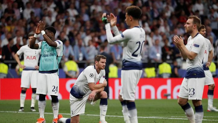 Tottenham Hotspur harus belajar dari kegagalan pada musim-musim sebelumnya (Foto: Reuters)