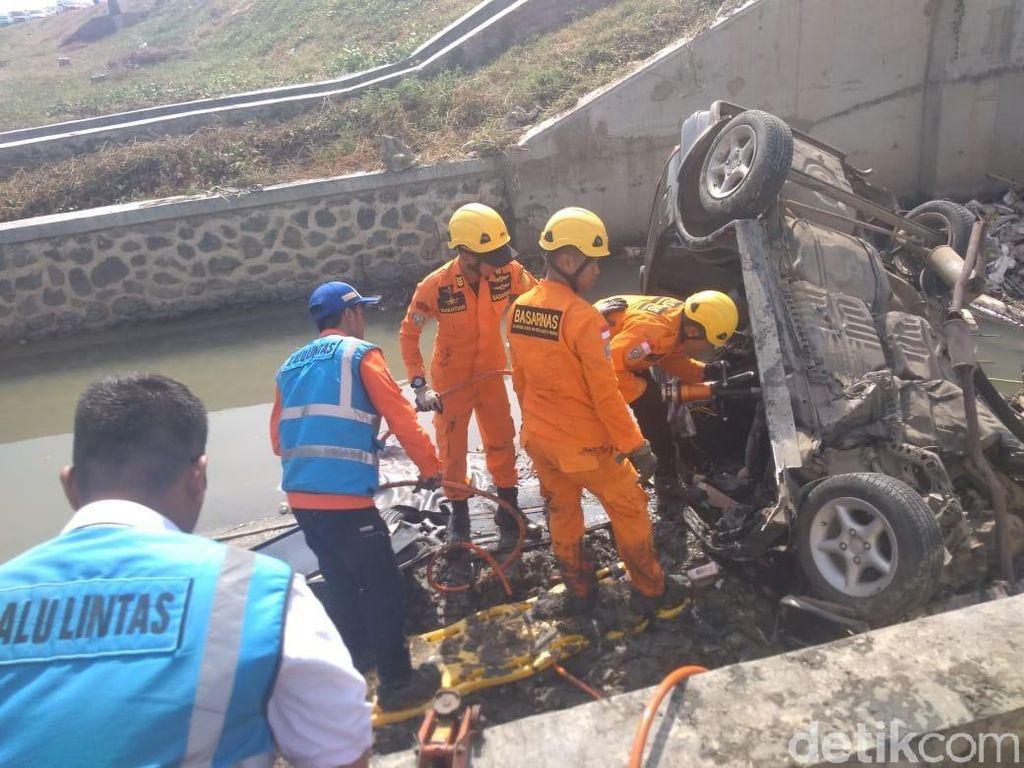 Ini Identitas Korban Tewas Kecelakaan Tunggal di Tol Pemalang