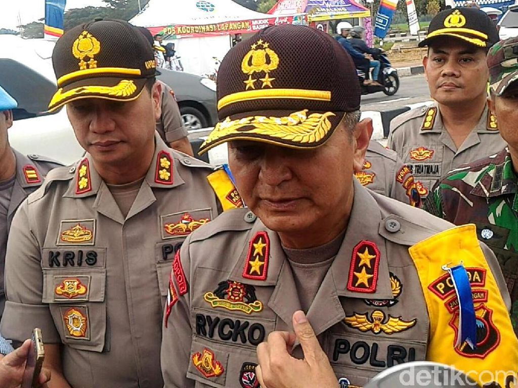 Kapolda: Hingga H-2 Lebaran, 13 Jiwa Melayang Akibat Laka di Jateng