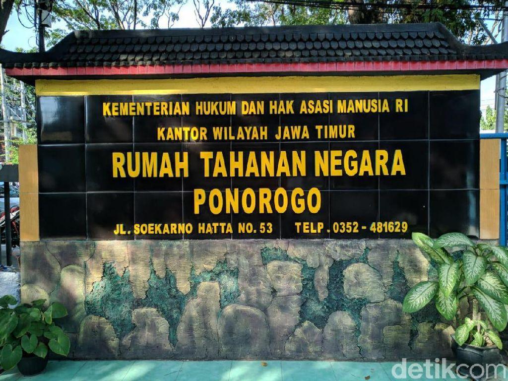 Antisipasi Kunjungan Saat Lebaran, Rutan Ponorogo Siapkan Ini
