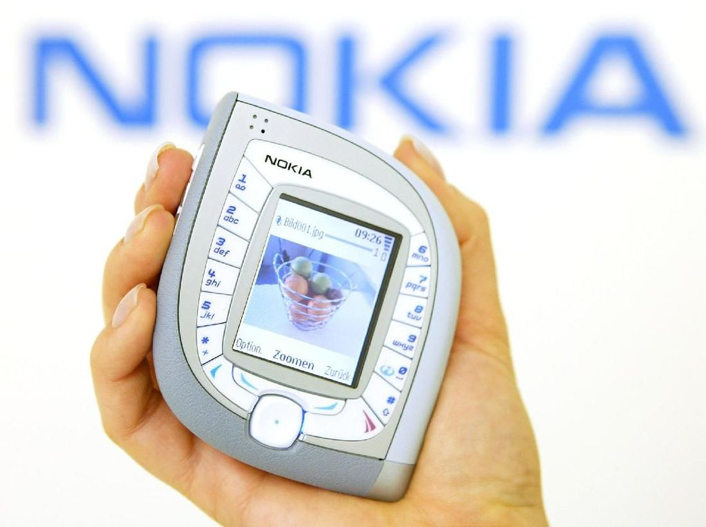Yuk Bernostalgia dengan Nokia Ketupat
