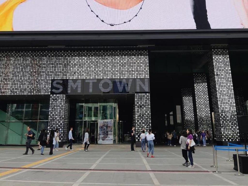 Ini Surganya Pecinta K-pop di Seoul