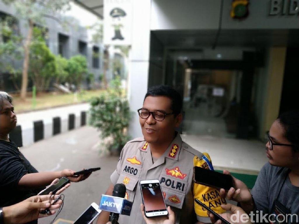 Polisi Limpahkan Berkas Eggi Sudjana dan Lieus Sungkharisma ke Jaksa