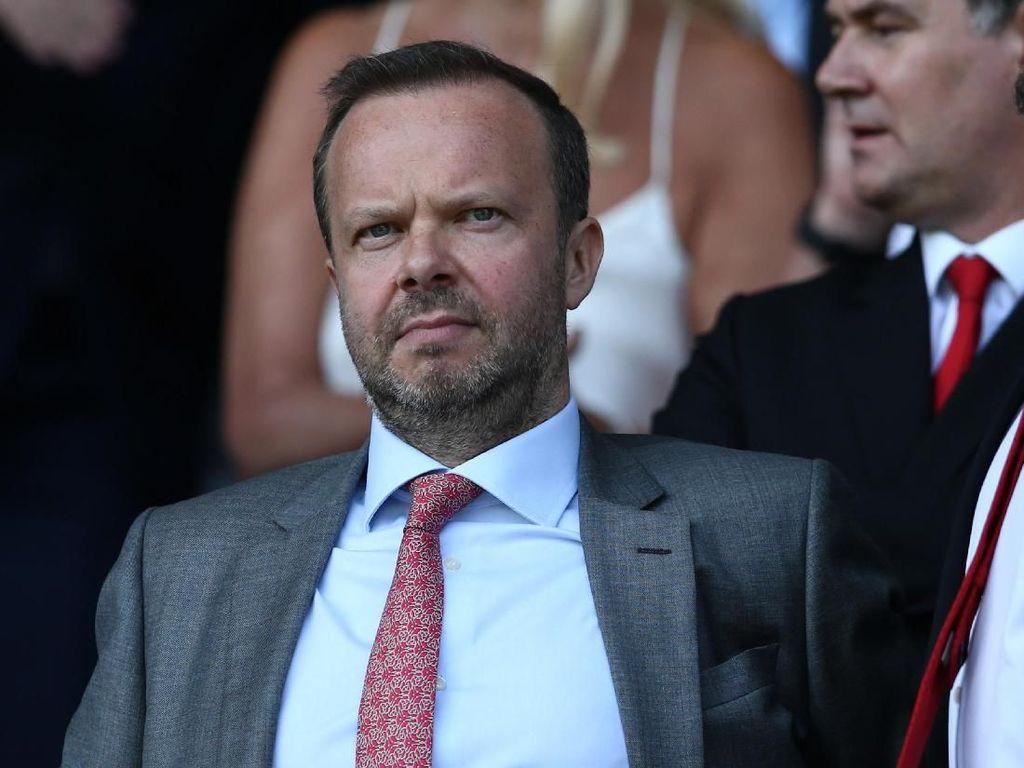 Ed Woodward: Man United Tak Gegabah Berburu Pemain Baru
