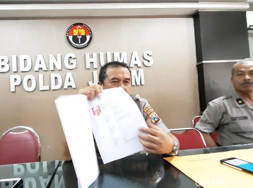 21 DPO Pembakar Polsek Tambelangan Diberi Waktu Seminggu Menyerahkan Diri