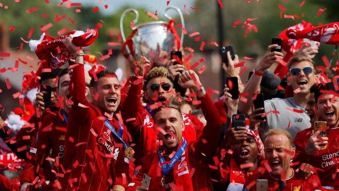 Liverpool menjadi juara Liga Champions 2019 setelah sempat gagal di final 2018. (Foto: Phil Noble/Reuters)