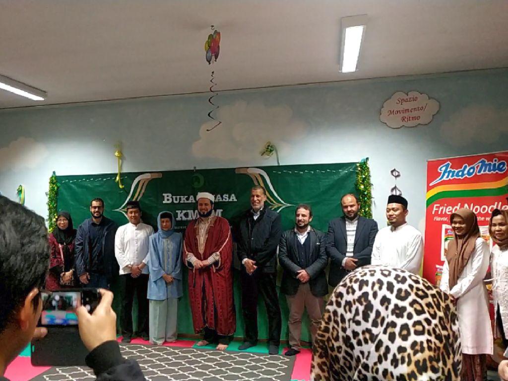 Mengenal Centro Islamico Culturale di Italia