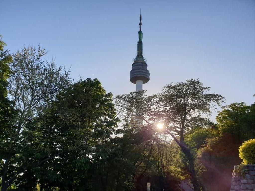 Namsan Seoul Tower Bukan Sebatas Gembok Cinta