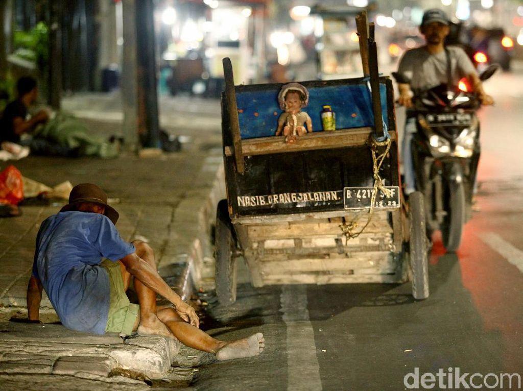 Menanti Ujung Kriminalisasi Gelandangan usai Jokowi Sikapi RUU KUHP