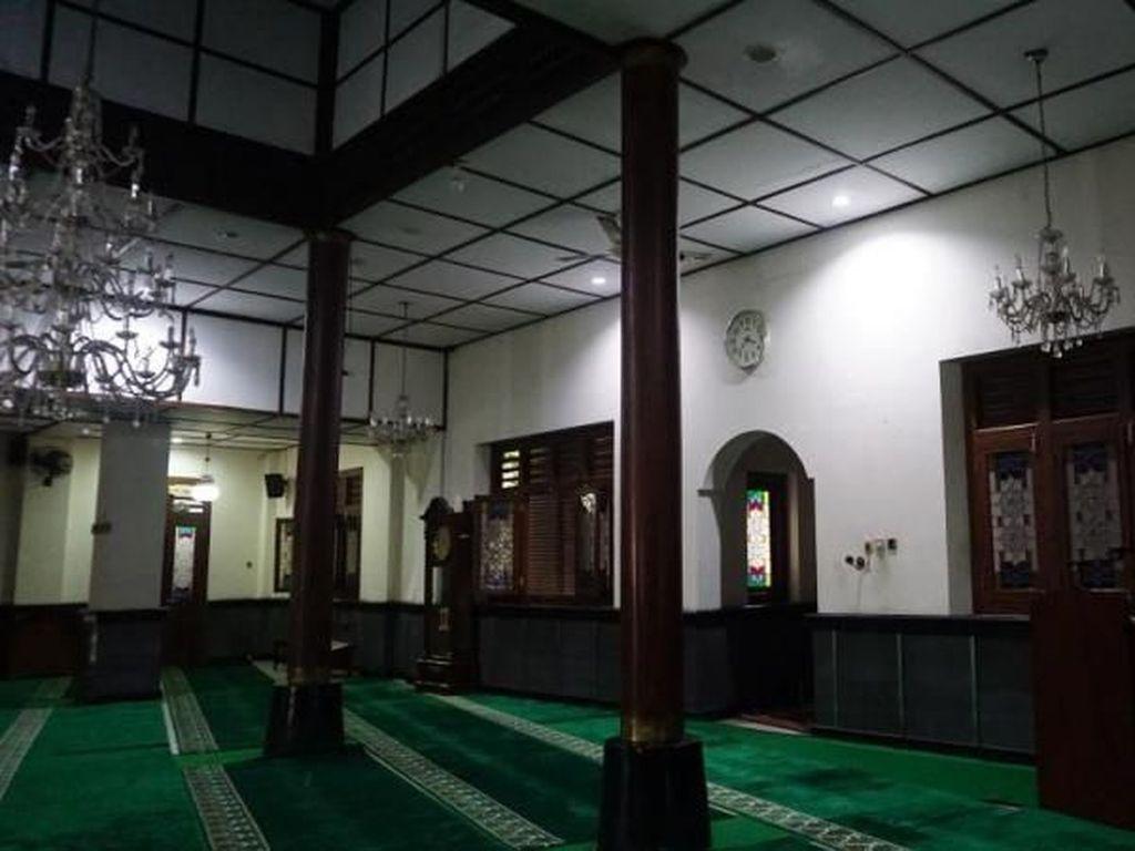 Mudik ke Yoyakarta, Main ke Masjid Perak Kotagede