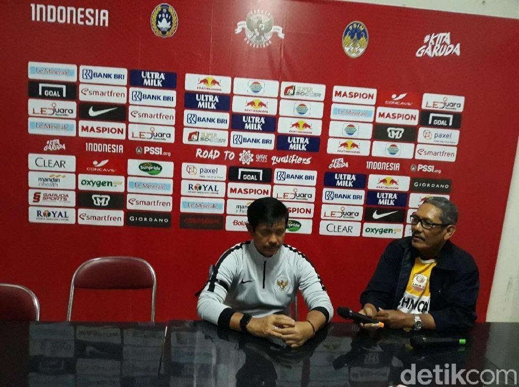Ditahan PSIM, Permainan Timnas U-23 Belum Sesuai Harapan Indra Sjafri