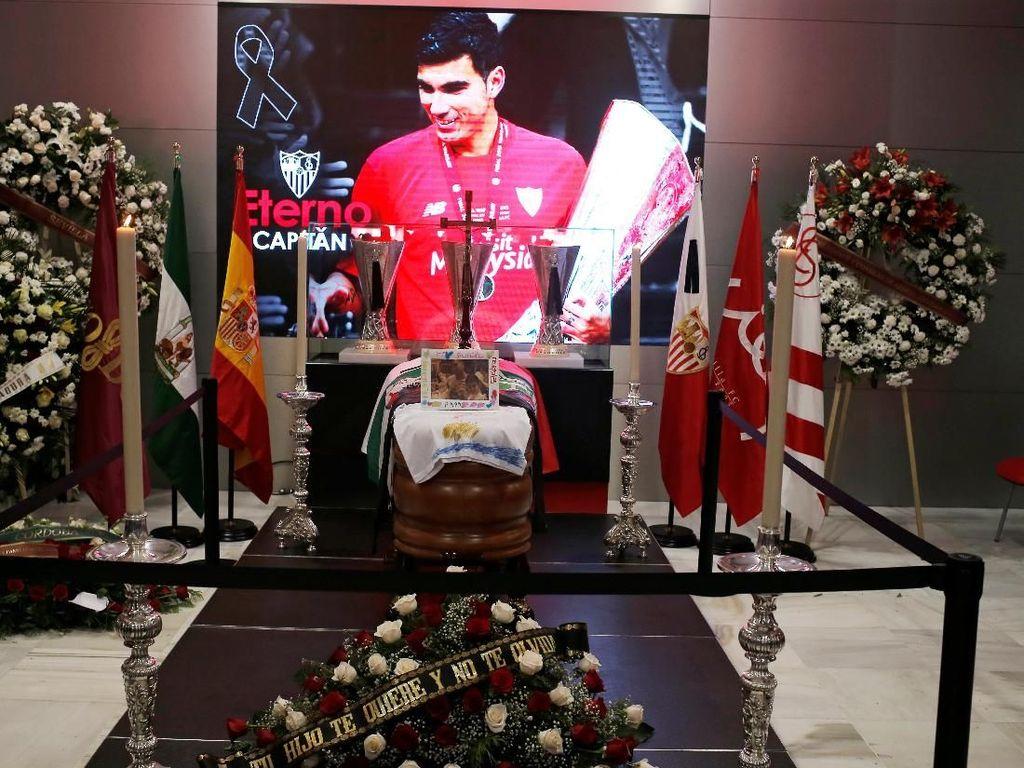 Canizares: Reyes Sudah Lalai, Tak Layak Dapat Penghormatan