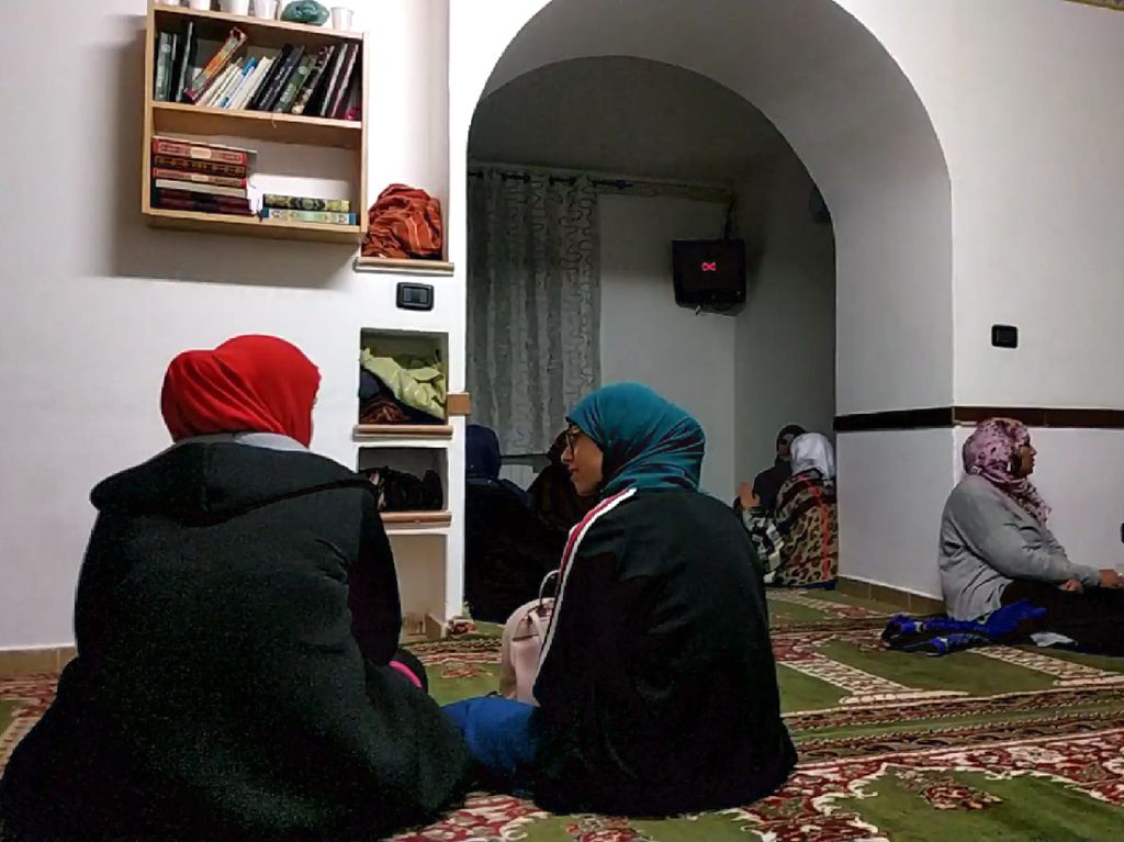 Ramadhan Segala Bangsa di Centro Islamico Culturale, Italia