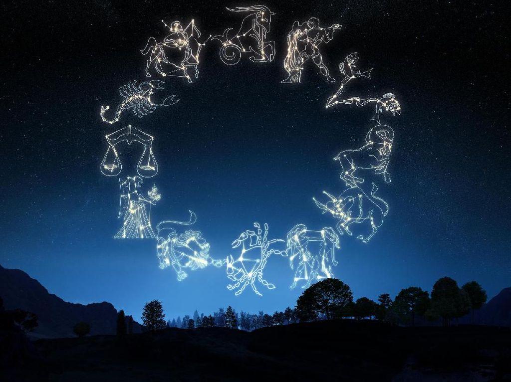 Ramalan Zodiak Hari Ini: Aries Bersikap Lebih Sabar, Gemini Jangan Asal Bicara