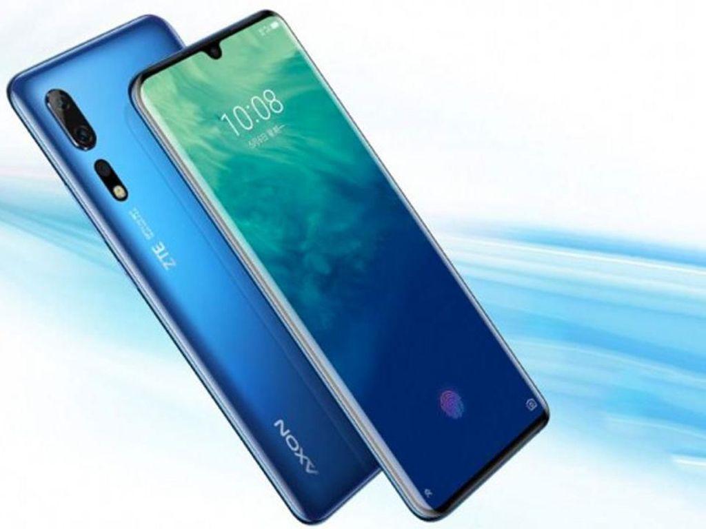 Juli, China Sudah Bisa Pakai Ponsel 5G Pertama ZTE