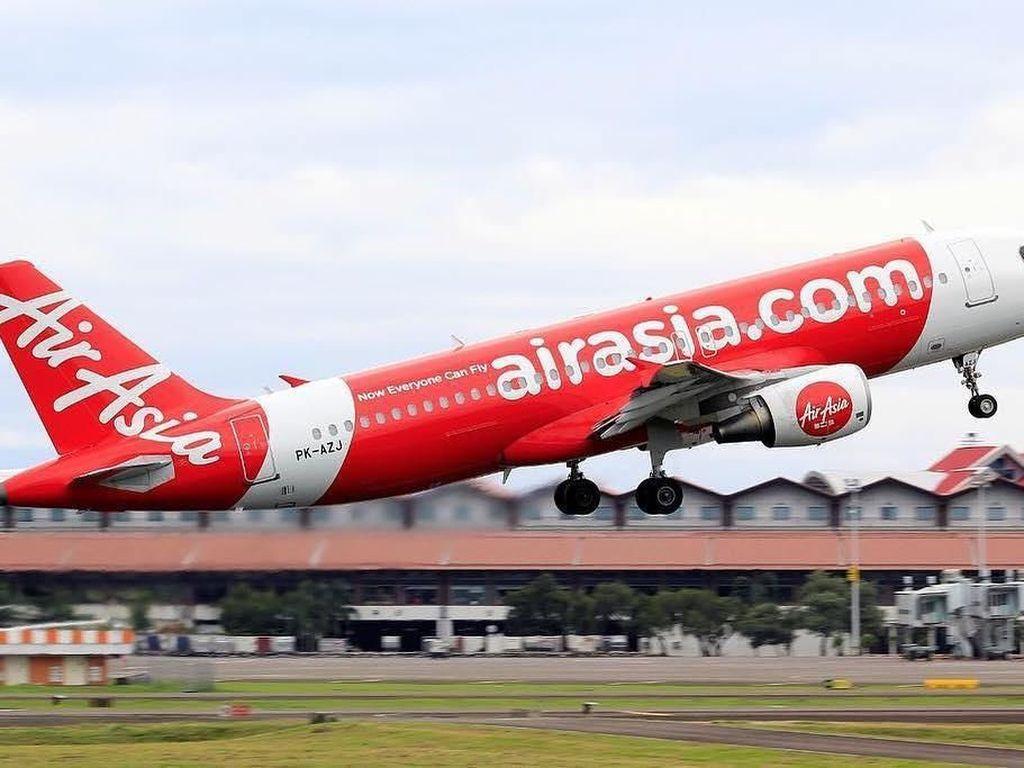 2 Kompensasi AirAsia buat Penumpang yang Telat ke Bandara Soetta