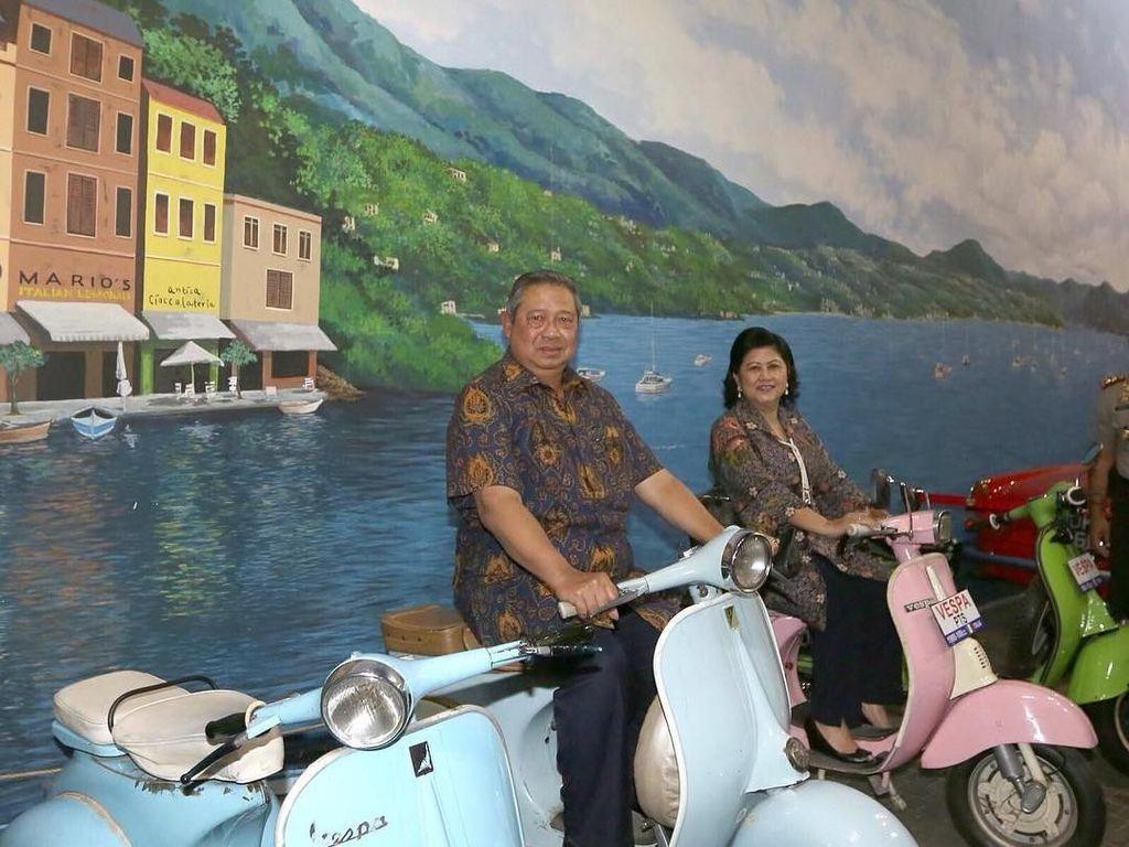 Andi Arief: Ani Yudhoyono Generator SBY yang Bangkitkan Partai