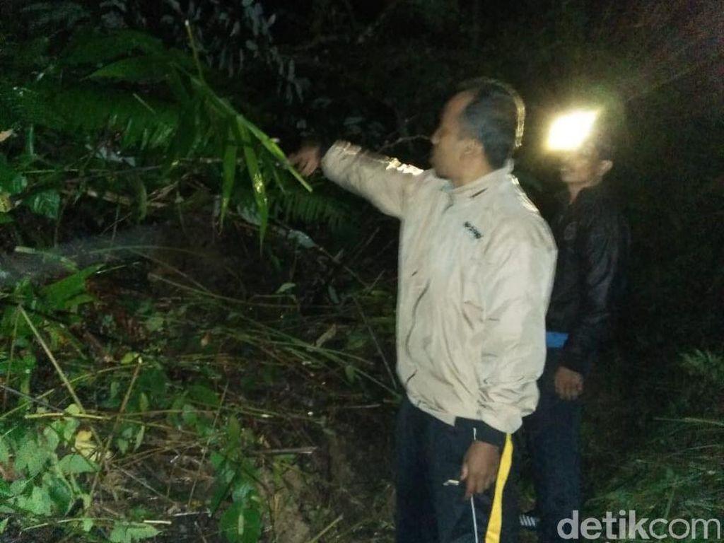Jalur alternatif Padang-Bukittinggi Longsor, Pemudik Diimbau Waspada
