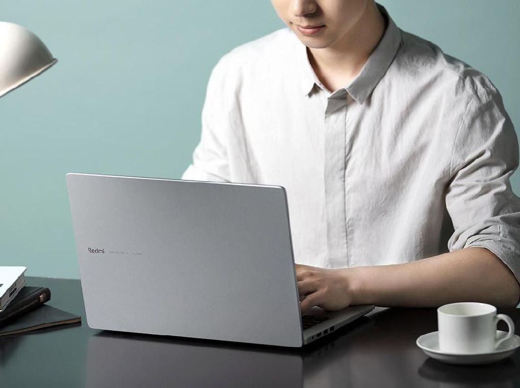 Wujud RedmiBook 14, Laptop Murah Bikinan Xiaomi