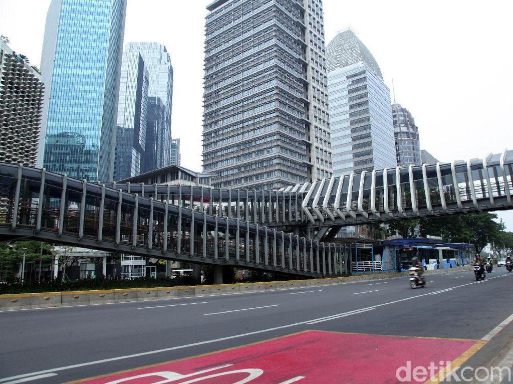 Aspal Jakarta Ternyata Sudah Cukup Bagus untuk Gelar Formula E