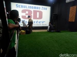 Mudik Lebaran ke Banjarnegara, Ada Bioskop 3D Lho!