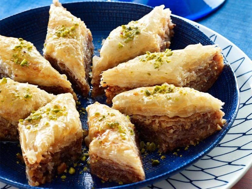 Yummy! Mengintip Kelezatan Hidangan Manis Khas Lebaran di Arab