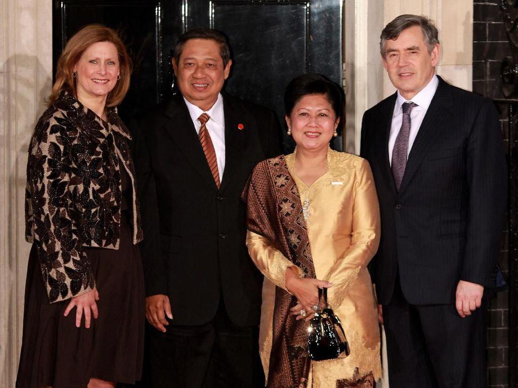 Ani Yudhoyono, Kebaya, dan Kimono Putri Michiko