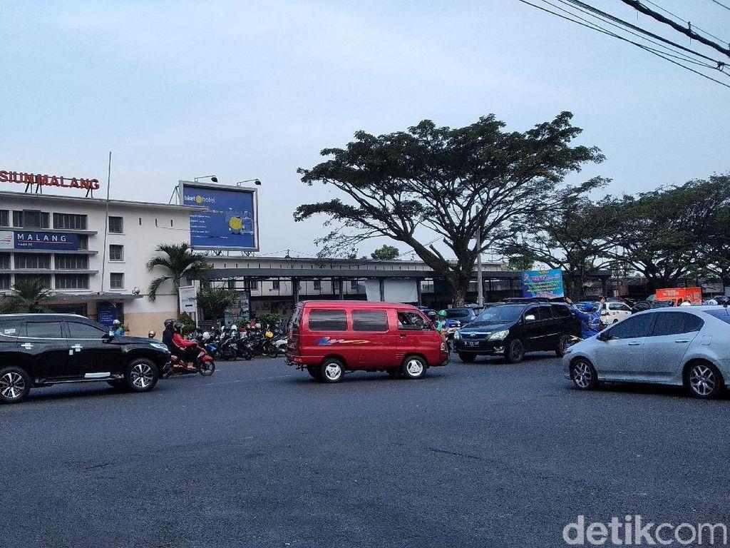 Pemudik KA di Daop 8 Surabaya Meningkat Dibanding Tahun Lalu