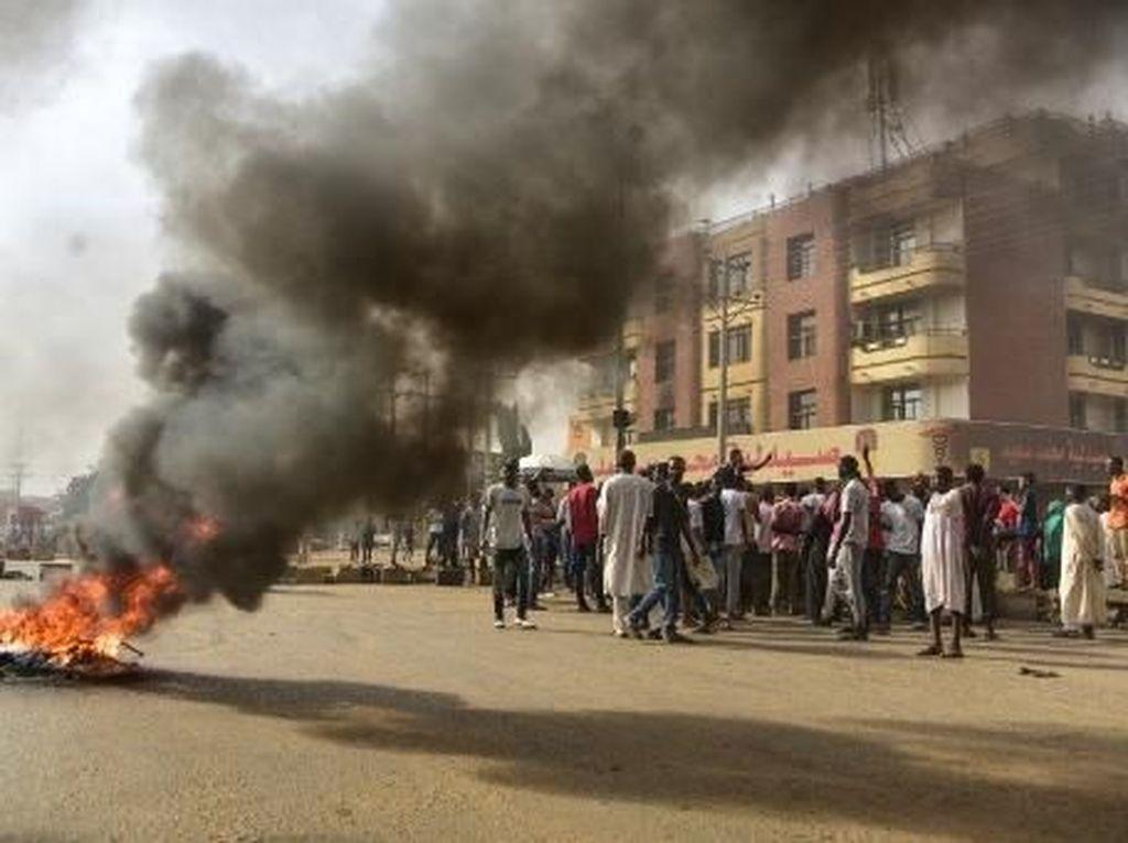 Puluhan Mayat Demonstran Sudan Ditemukan di Sungai Nil