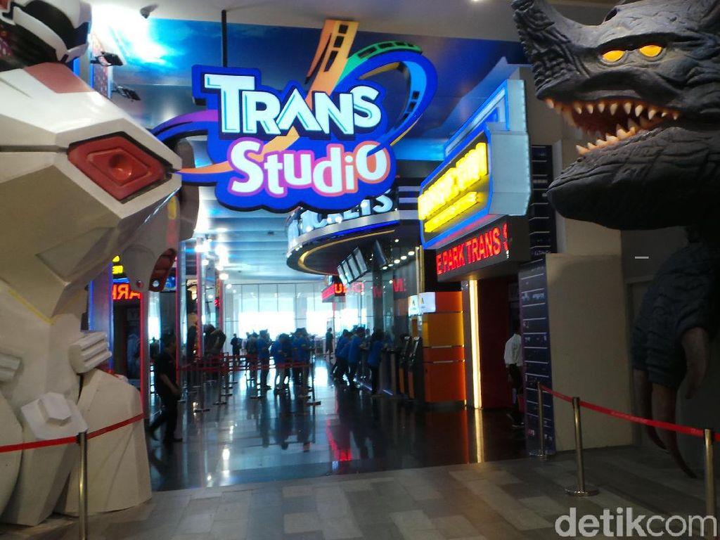 Weekend Seru di Trans Studio Cibubur dengan Tiket Promo
