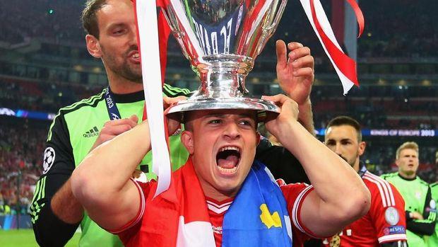 Shaqiri: Dulu Bikin Klopp Patah Hati, Kini Bantu Menangi Liga Champions