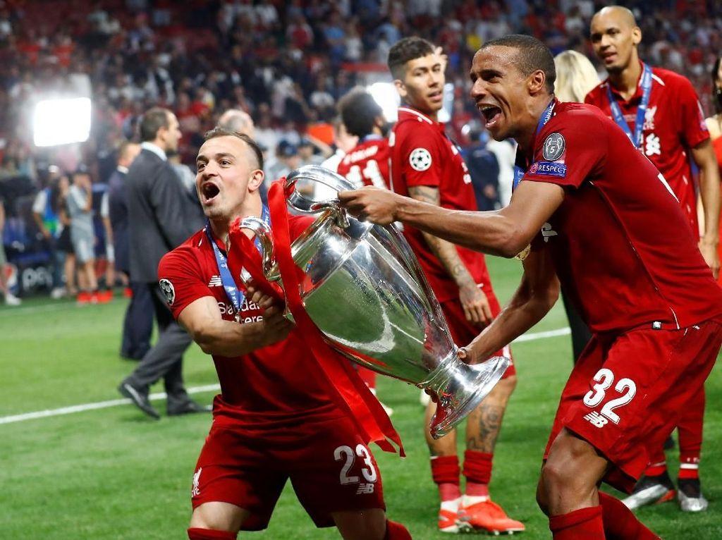 Lebih Nikmat Juara Liga Champions atau Liga Inggris, Matip?