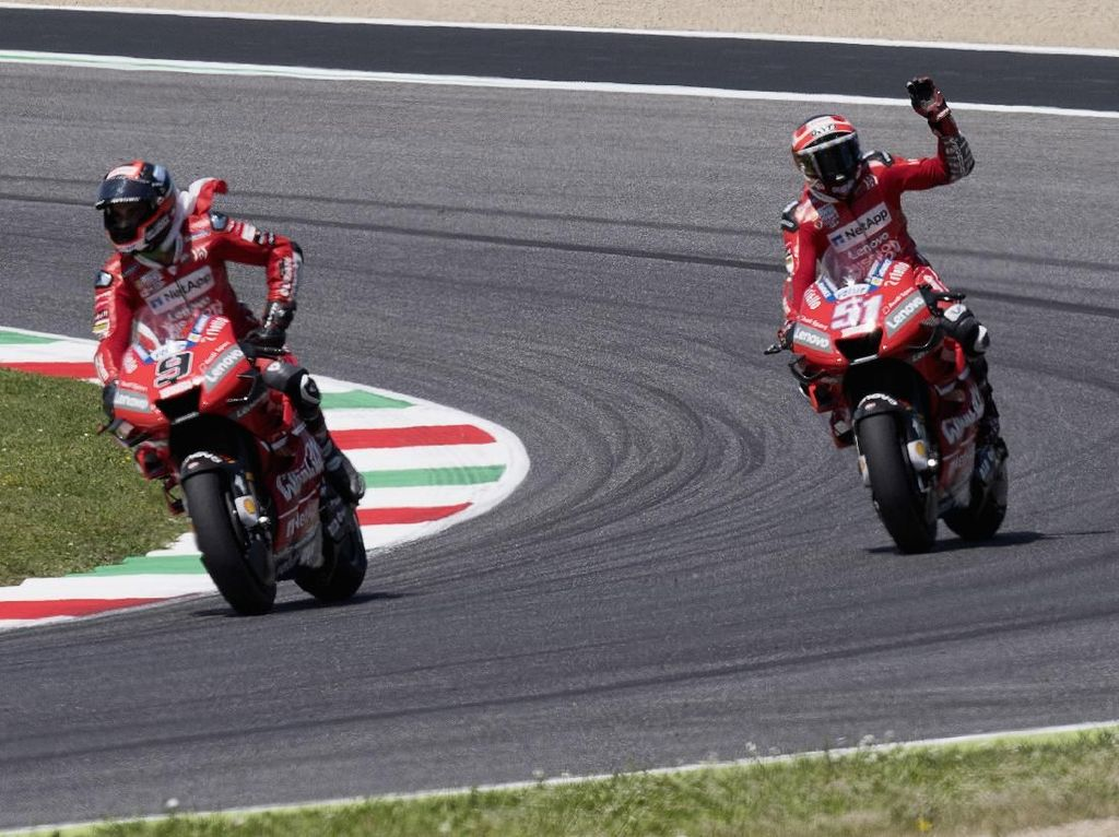 MotoGP Catalunya, Tonton Live Streaming di detikSport