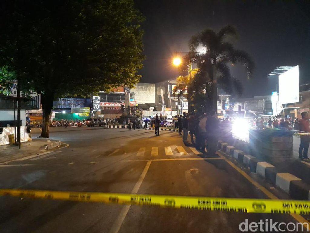 Polri Telusuri Diduga Pelaku Bom Bunuh Diri di Pospol Kartasura, Inisialnya RA