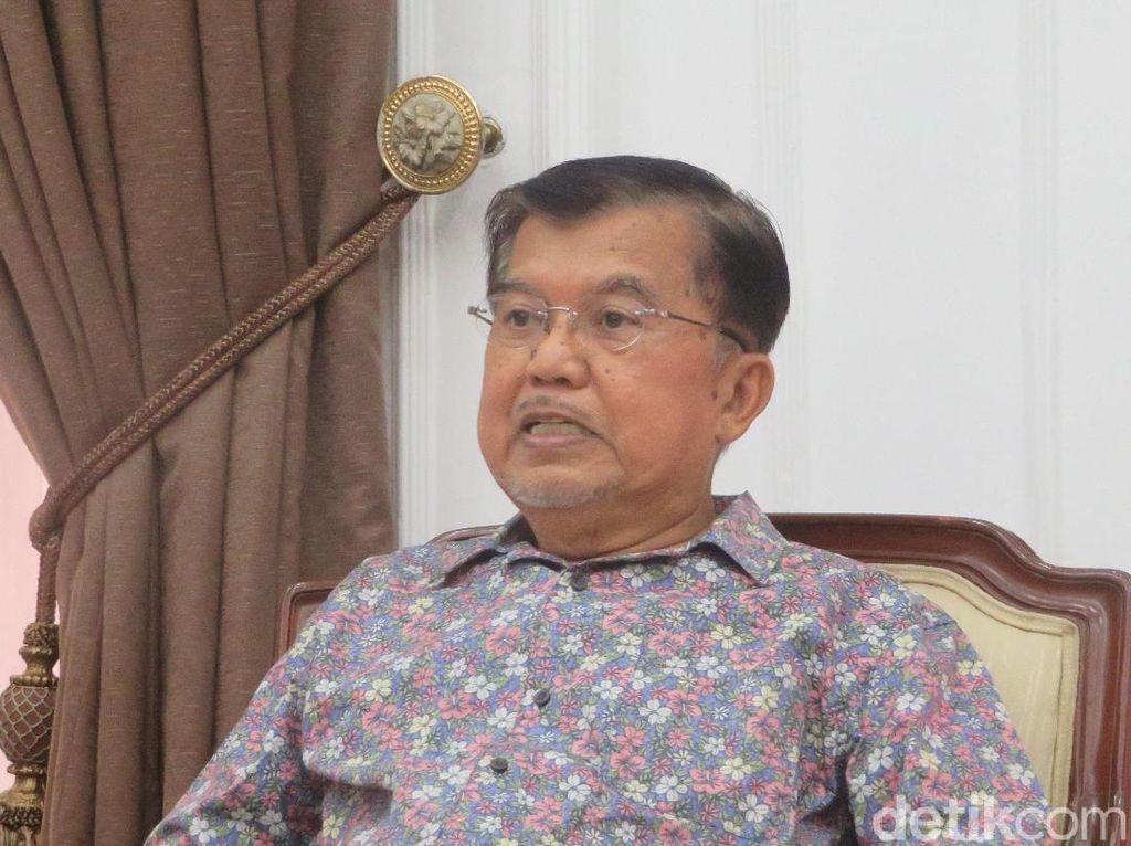 Sempat Diminta Dokter Istirahat, JK 10 Hari di RS Jalani Perawatan Usus