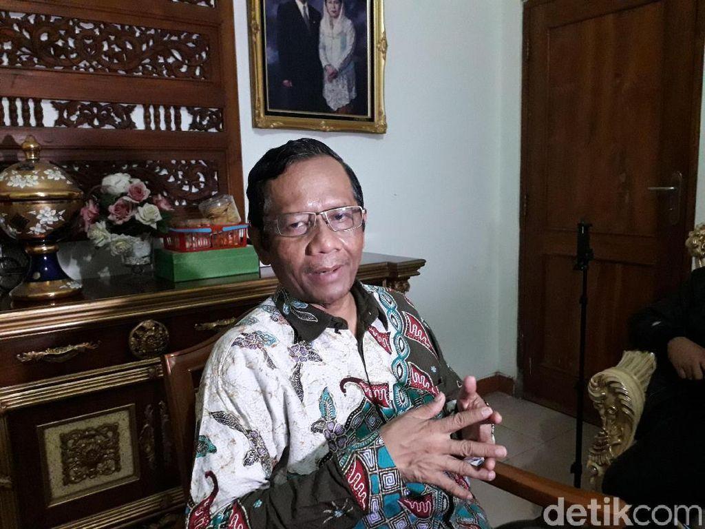 Enzo Taruna Akmil Diterpa Isu Terkait HTI, Mahfud MD: TNI Kecolongan