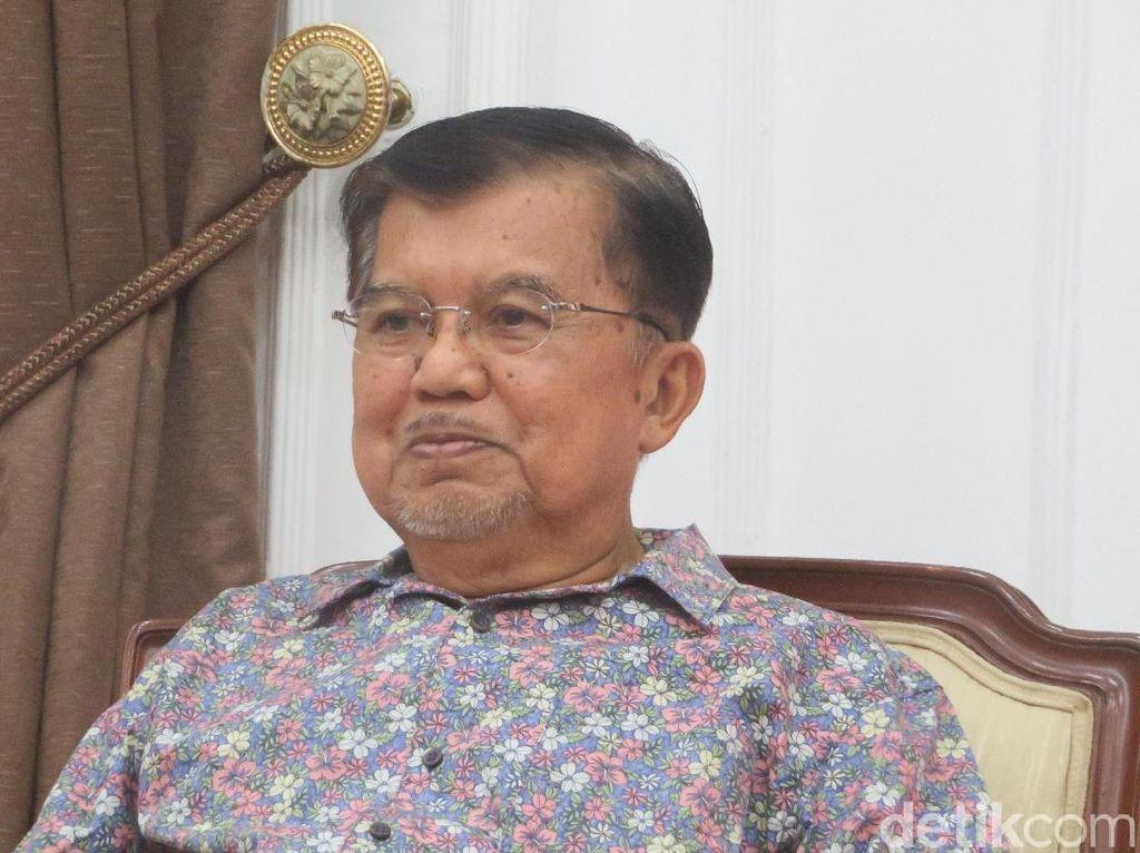 JK soal Usul Koruptor Ditahan di Nusakambangan: Kan Tak Semua Seperti Novanto
