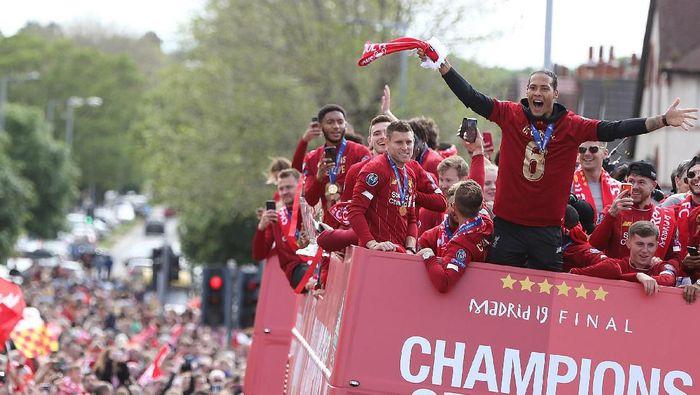 Liverpool tetap tampil di Piala Dunia Antarklub 2019 (Nigel Roddis/Getty Images)