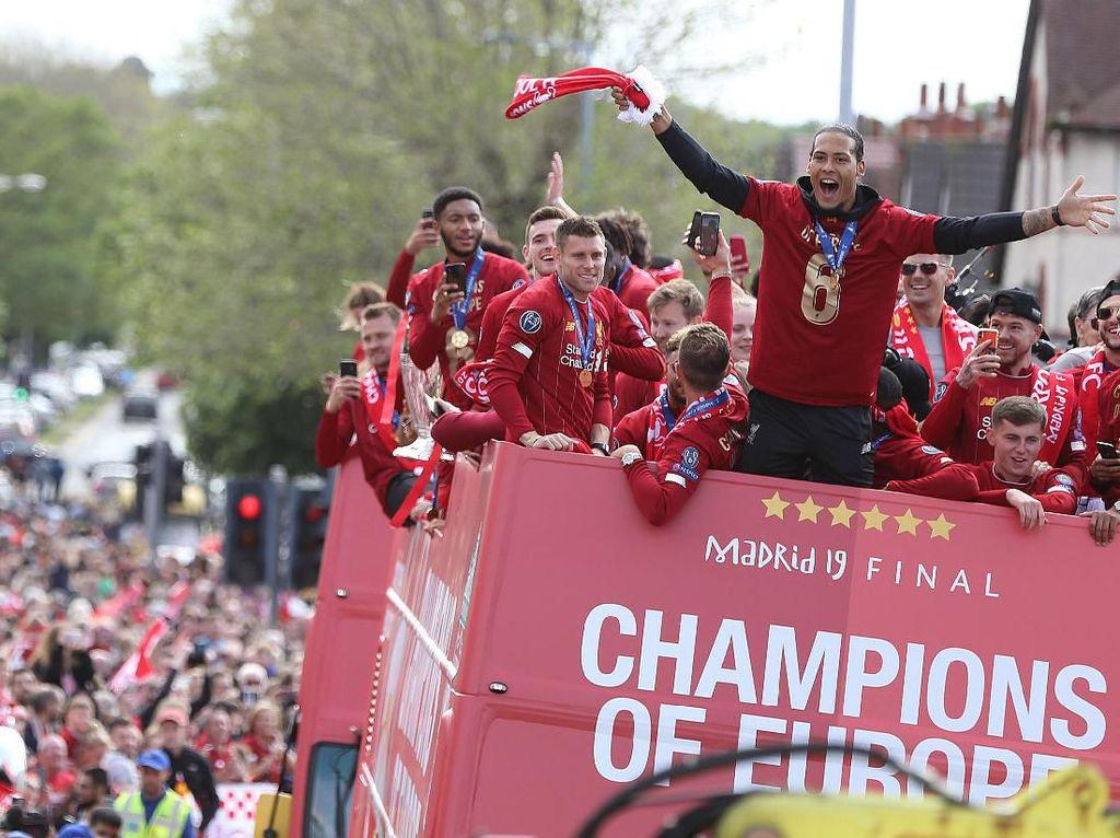 Liverpool Tetap Ikut Piala Dunia Antarklub 2019