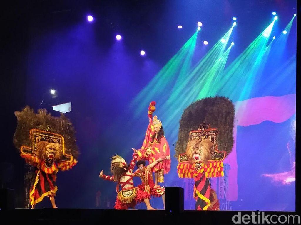Foto: Sirkus Mahabaya di Trans Studio Bandung