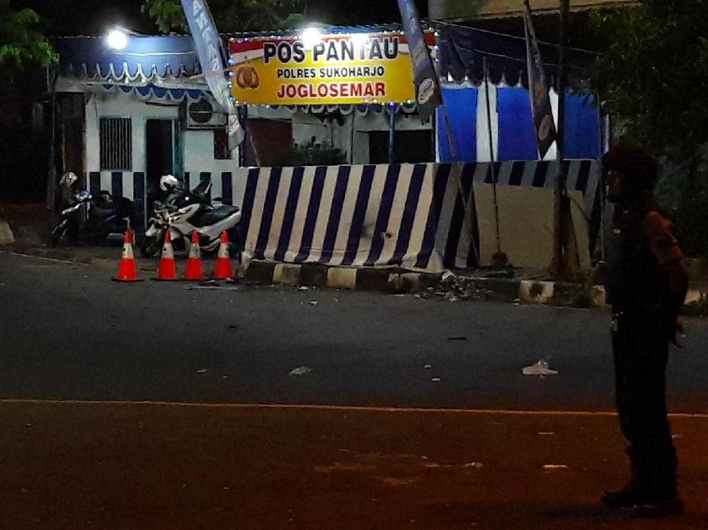 Warganet Diminta Tak Sebar Konten Bom Pospol Kartasura