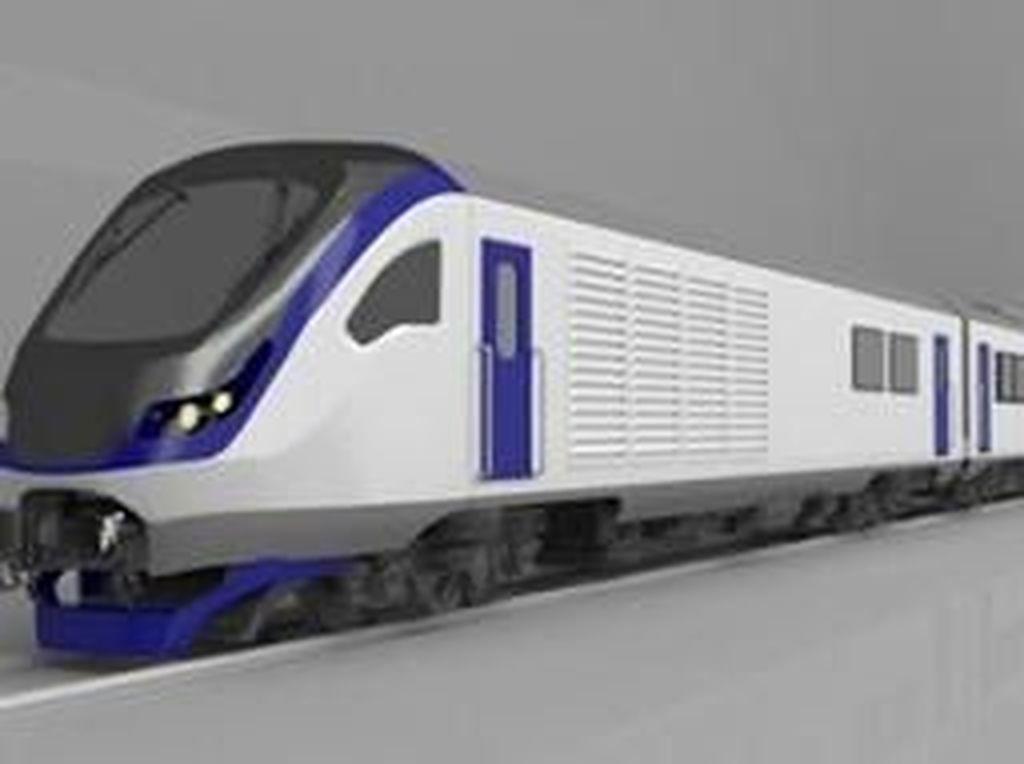 Sah! RI-Jepang Mulai Garap Proyek Kereta Kencang JKT-SBY