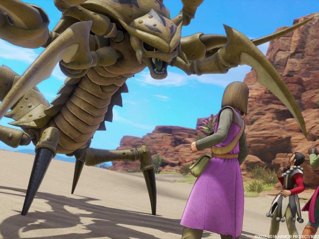 Square Enix Segera Rilis Pesaing Pokemon Go